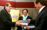 Lima, Agosto 2008: CR procesará el Registro Regional de Huancavelica