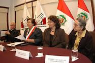 Lima, Octubre 2009: Defensoría pide al Estado atender con urgencia requerimientos del CR