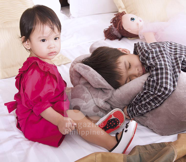 Celebrity baby fashionistas philippines