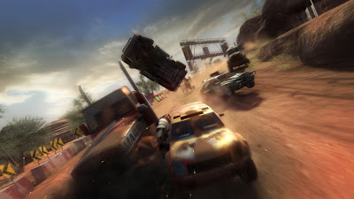 The MotorStorm screenshot 5