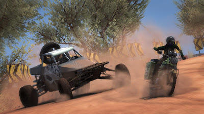 The MotorStorm screenshot 7
