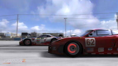 Forza Motorsport 2 screenshot 3