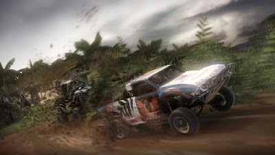 MotorStorm: Pacific Rift Screenshot 1