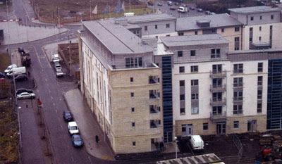 Port of Leith Housing Association new development