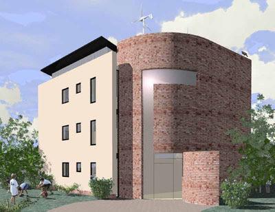 Keppies masterstroke design at the Scottish Housing Expo