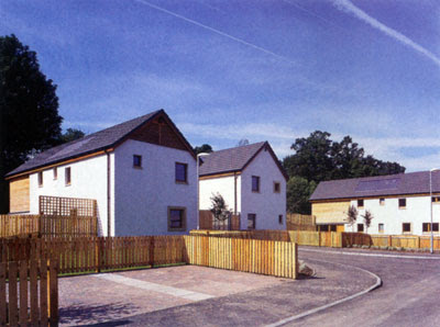 a new housing development like this may not need planning permission