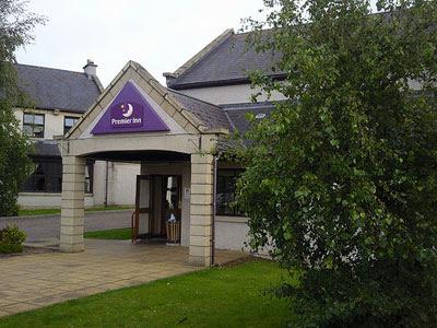 a Premier Inn in Elgin - amazing!