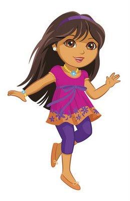Tween Dora