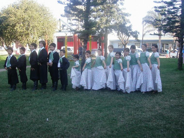 """Ballet Local """"Entrelazando Culturas""""-"""