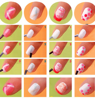 Diseño de uñas con resina Organica | Decoración de uñas Nail Art