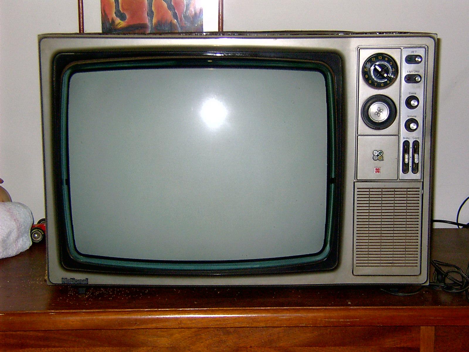 Voc ao vento evolu o tv - Television anos 70 ...