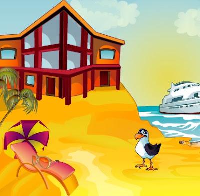 Juego de construir casa en la playa juegos para hacer y - Juego de crear casas y decorarlas ...