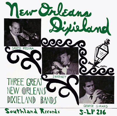 Sharkey And His Kings Of Dixieland - Bourban Steet Bounce