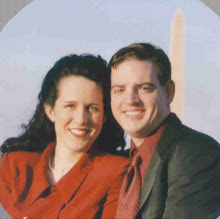 Where it all began: Shane and Michelle, Washington, D.C.
