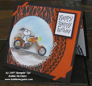 Harley-Davidson Happy Birthday Cards