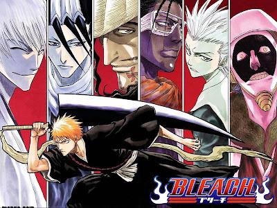 Bleach Anime Wallpaper. Label: anime wallpaper, best