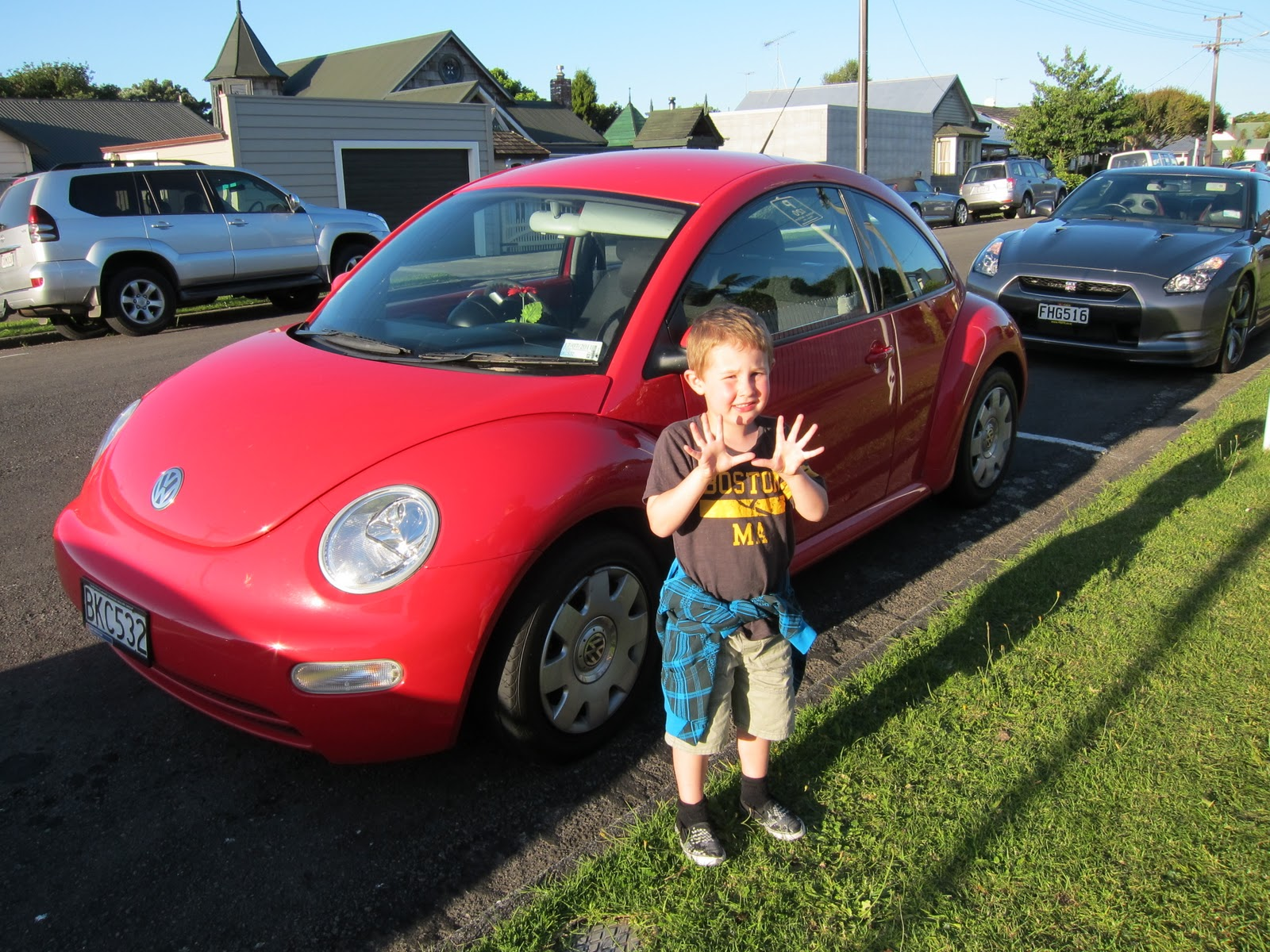 Punch Buggy: An Update | the adventures of MNMs