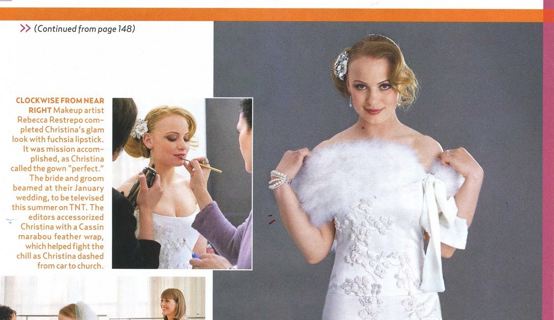 The Swanky Planner Swank Brides Make It Into Brides Magazine