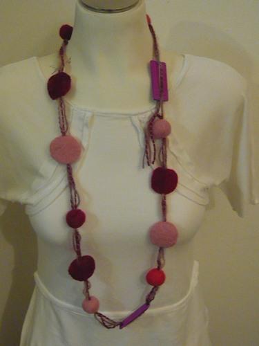 Serie lana rosa