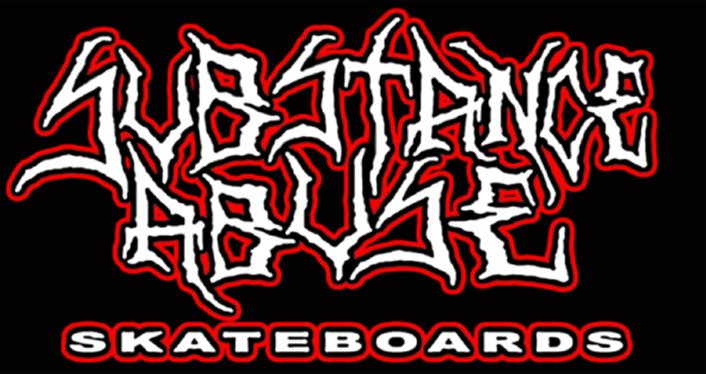 substance abuse skateboards ©