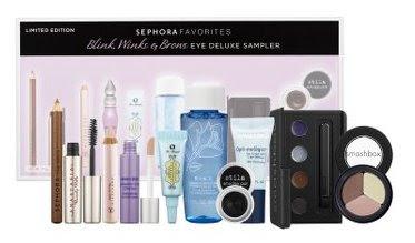Sephora's Mascara Sampler and more....