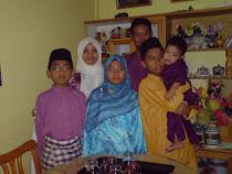 famili aku..