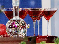 Oprah's Pomegranate Martini