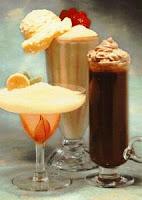 Godiva Ice Cream Soda