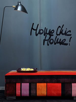 Sonia rykiel debut collection of home decor beauty zone for Home decor zone