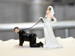 торта - Сватбената торта Funny+wedding+cakes+36
