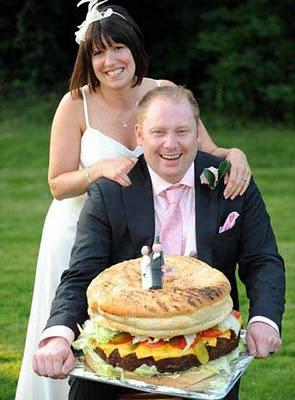 торта - Сватбената торта Funny+wedding+cakes+13