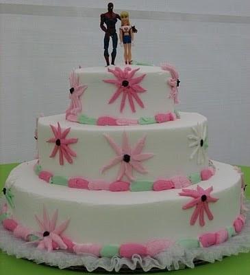 торта - Сватбената торта Funny+wedding+cakes+30