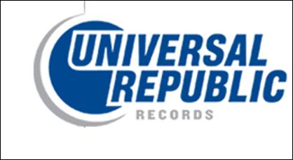 Universal Records Logo Universal Republic Records Was