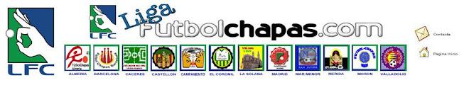 Federación Española de FutbolChapas