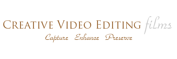 Creative Video Editing films