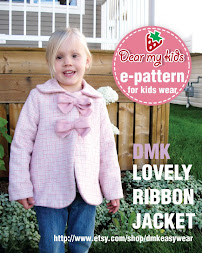 Lovely ribbon jacket