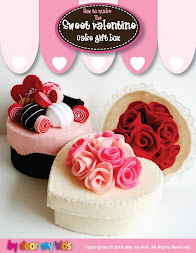 Sweet valentine gift box