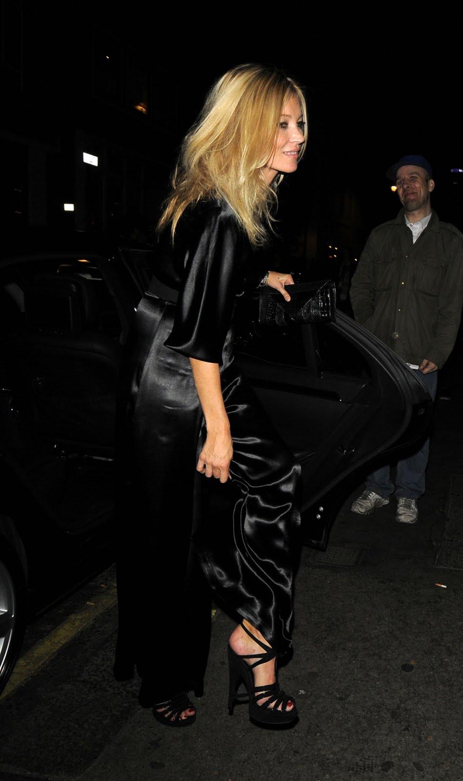 l\'anatomie de l\'élégance: Kate Moss\' silk jumpsuit!