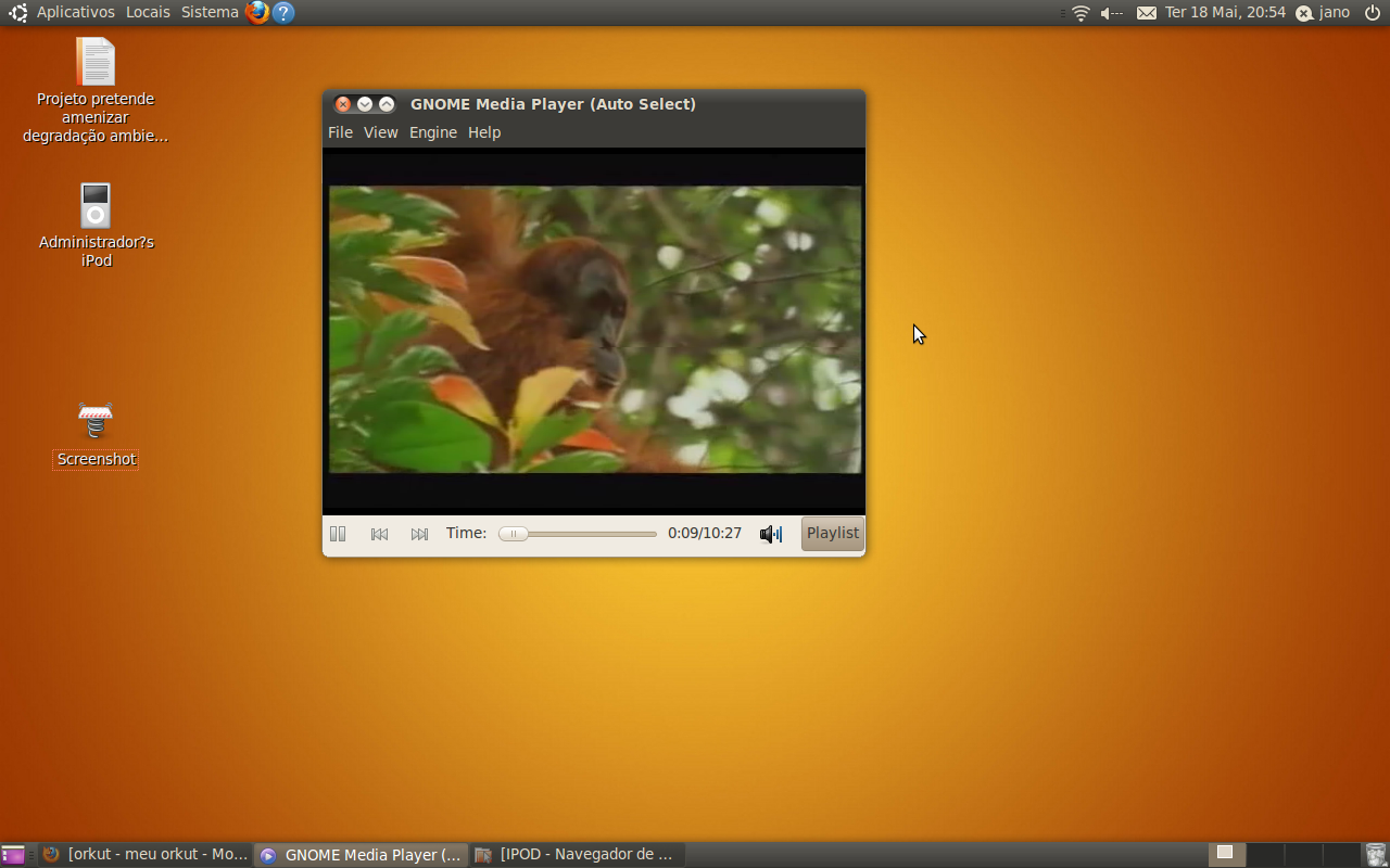 Video player gnome download
