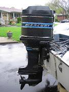 1972 Mercury 140hp Outboard Tritoon Motor