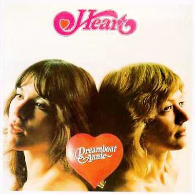 Cover Album of Heart - Dreamboat Annie (1976)