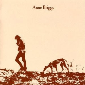 Cover Album of Anne Briggs - Anne Briggs (1971)