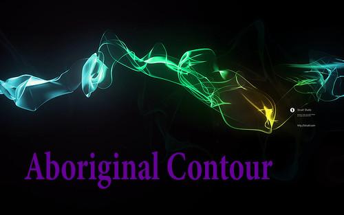 Aboriginal Contour
