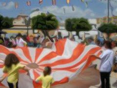 Juegos en la Fiesta de la Salud 2006