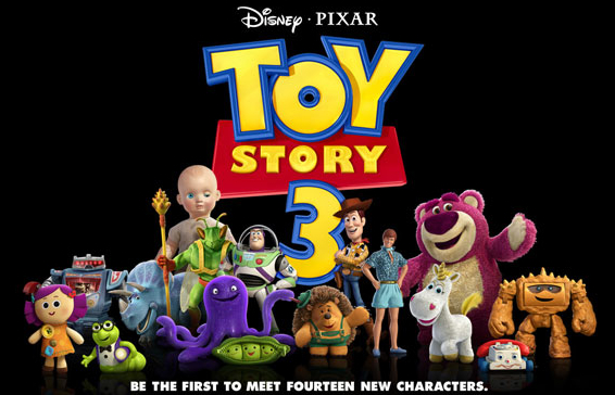toy story 4 characters. bullseye toy story 3.