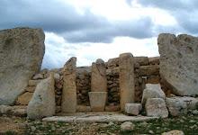 External wall altar