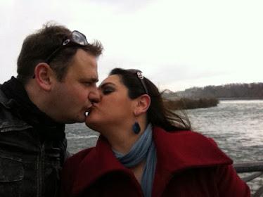 Steve & Lizzie @ Niagara Falls