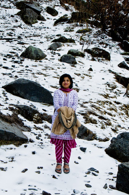 Dalhousie, Himachal, Snow