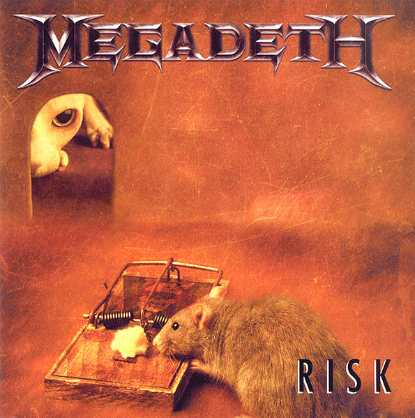 Megadeth Album Covers Tune Of The Day: Megad...