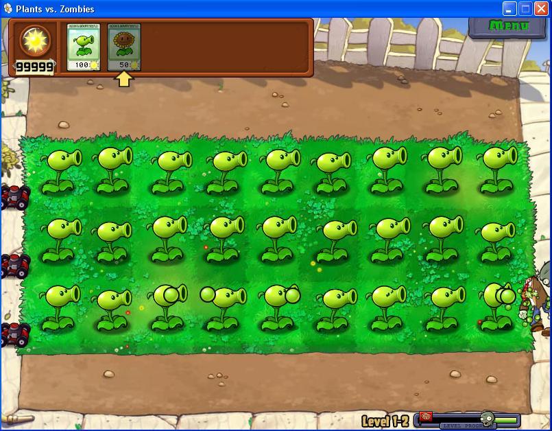 Download cheat plant vs zombie trainer 5